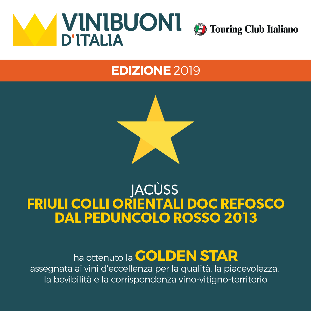 golden star vinibuoni 2700